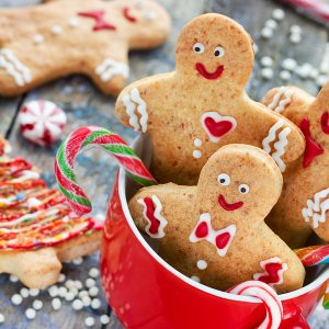 Cookie Party and Holiday Workshops